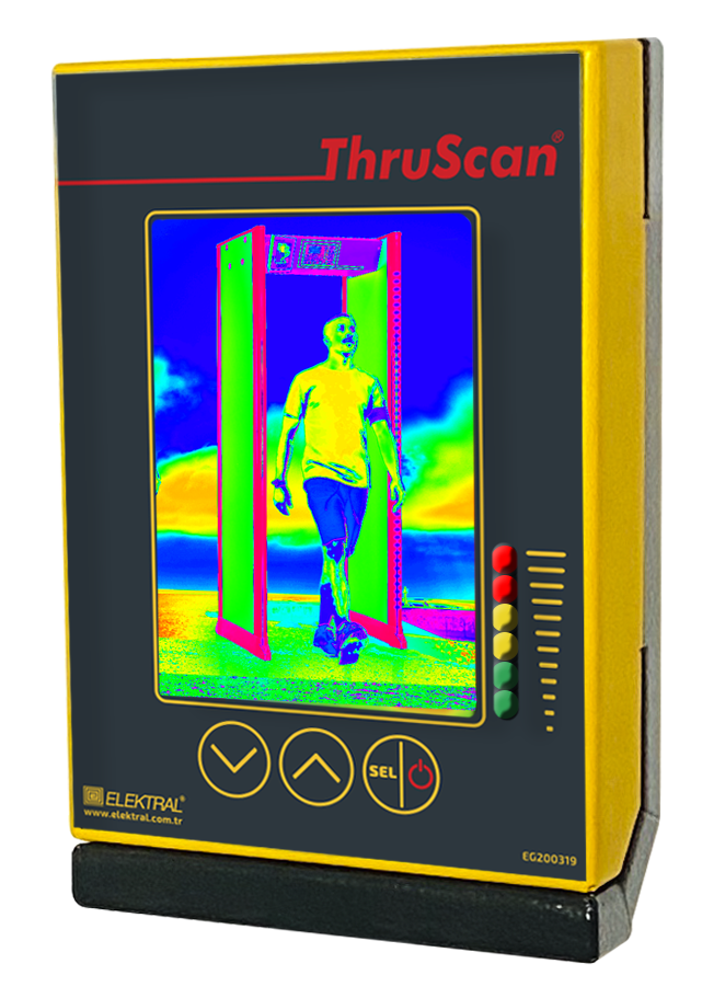 thermal scan module